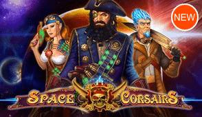 Игровой Автомат Space Corsairs
