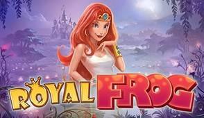 فتحات Royal Frog