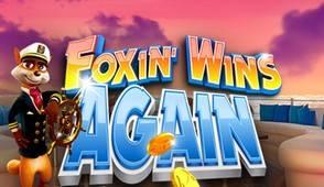 فتحات Foxin Wins Again